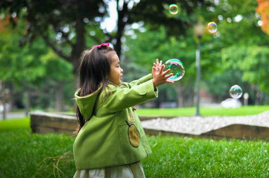 Comment se comporter avec un enfant gâté